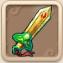 梦幻西游装备黄金剑