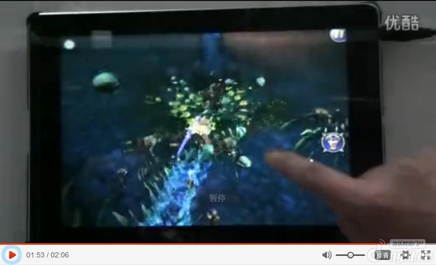 一指热血PK!《战神之怒3》视频首爆