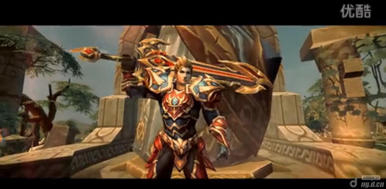 《战神黎明》最新内测宣传视频欣赏