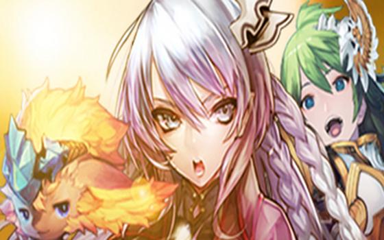 日式卡牌RPG手游《锁链战记》独创七大玩法视频