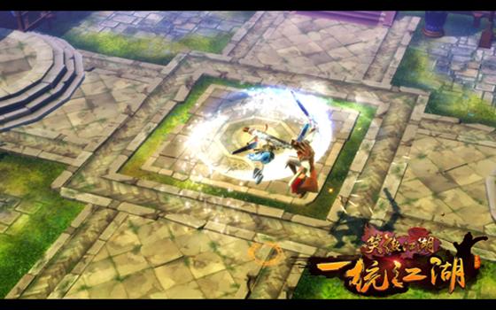 教主驾临一统江湖《笑傲江湖3D》资料片宣传视频