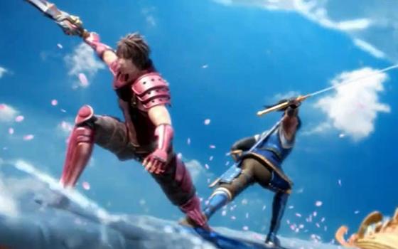 即时战斗ARPG手游《武侠外传》新版本CG宣传片