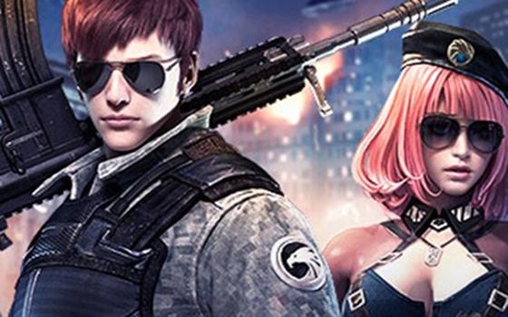 3DFPS枪战手游《全民突击》核心宣传片