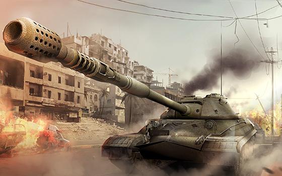 射击手游《3D坦克争霸》限免宣传片