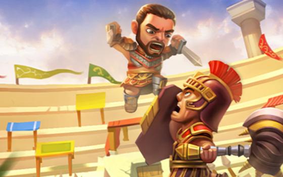 当乐新游 网游抢先玩《斯巴达克斯:战神》试玩视频