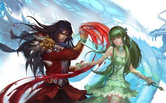 策略手游《龙血战神》宣传视频