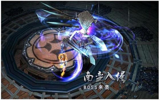 动作手游《九龙战》官方宣传视频