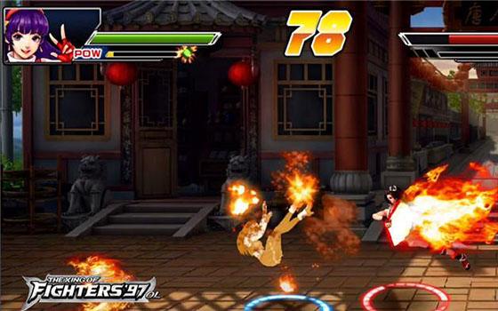 《拳皇97OL》老王试玩之草薙京视频