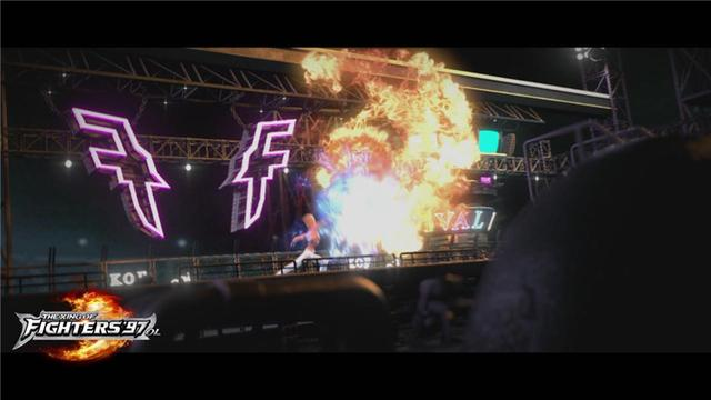 《拳皇97OL》日文配音版预告震撼登场