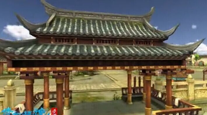 倩女幽魂手游唯美场景欣赏——杭州