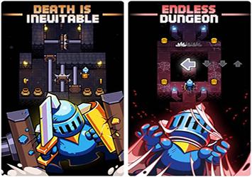 骑士征讨地下城 像素游戏《Redungeon》上架iOS