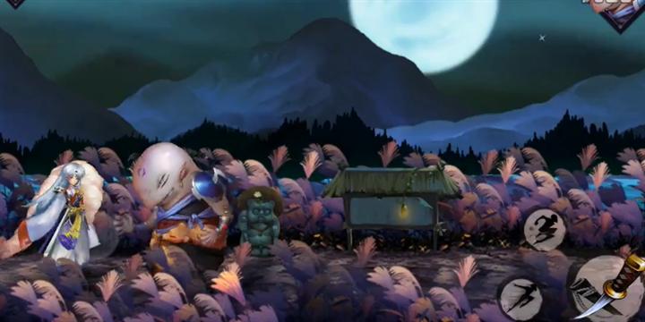 《犬夜叉-觉醒》杀生丸-战斗演示升级版视频