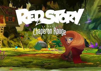 小红帽化身跑酷达人 2D 动作游戏《红色故事》登陆双平台