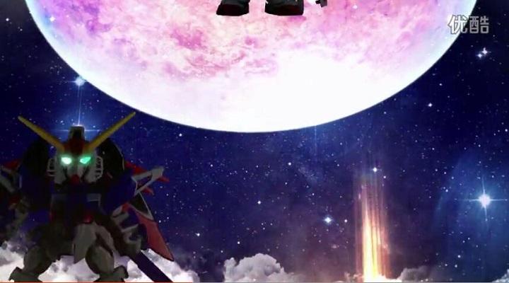 《SD敢达战争要塞》萌燃版宣传视频