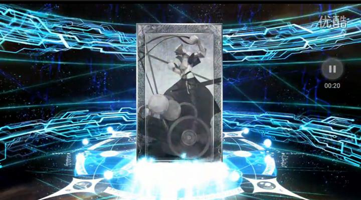 Fate/GO《命运-冠位指定》扭蛋实况视频