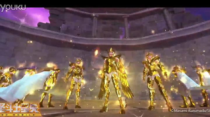 《圣斗士星矢-集结》超燃动作手游 攻打叹息之墙