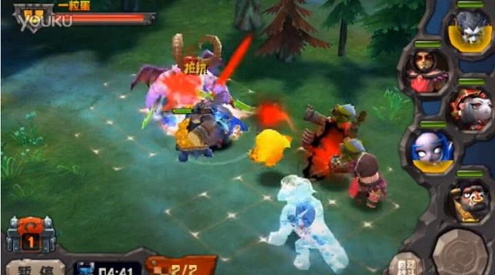《风暴部落》玩法介绍视频