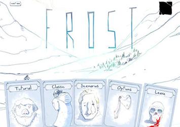 人与自然的对决 !《Frost》给你不一样的生存对战卡牌