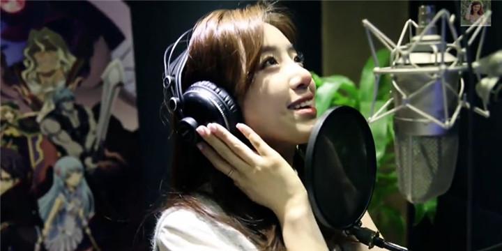 T-ara恩静献唱动画同名主题曲《龙心战纪》MV公开