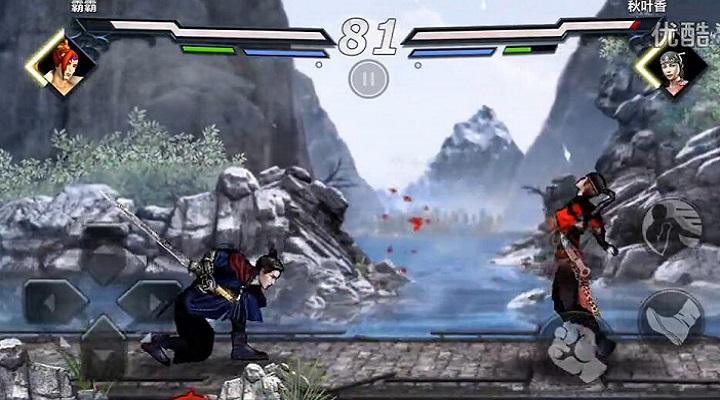 《刀剑兵器谱》大剑实战视频