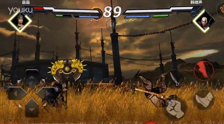 刀剑兵器谱唐刀实战视频