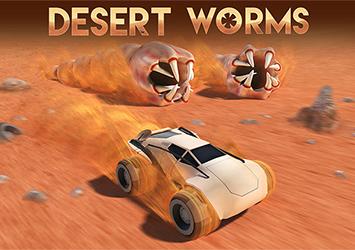 老司机飘逸走位躲避怪兽捕猎 !《沙漠蠕虫》年内上架!
