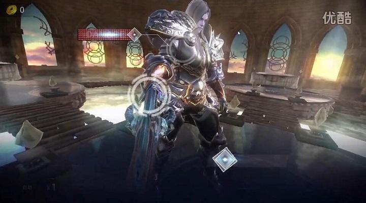 《英灵幻想》亡灵骑士BOSS:你们都将臣服于我