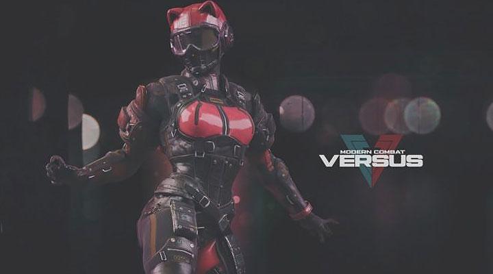《现代战争6 对战 Modern Combat Versus》试玩视频