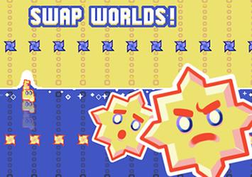 跑酷手游中的W两个世界!《翻转跑酷》登陆双平台