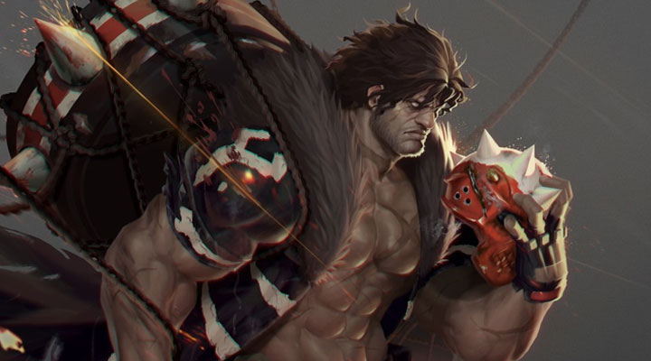 克洛卡斯:硬汉 CROCUS : Hard-boiled 游戏角色预览战斗视频