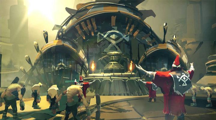 克洛卡斯:硬汉 CROCUS : Hard-boiled 游戏世界观地图预览视频