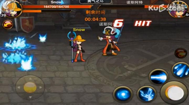 《少年幻兽团》防守战玩法视频