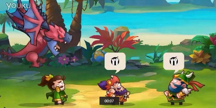 龙与三国!驯龙三国最燃玩法视频上线