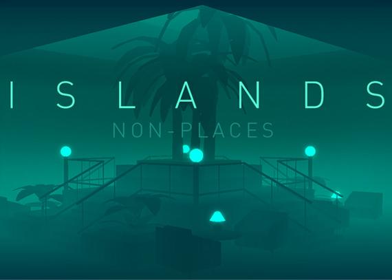 崎岖里夹杂梦幻,前卫GIF艺术家和他的超现实游戏《岛屿》