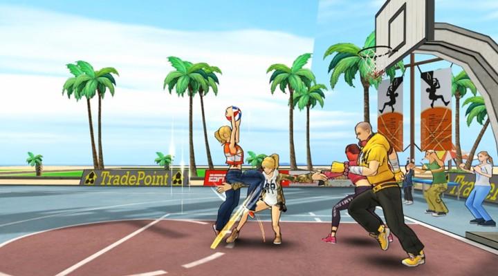 街篮手游:新版本篮板球教学-篮板球机制改动分析