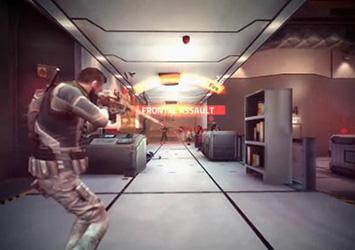 引入3D触摸技术!FPS新作《火力掩护》公布