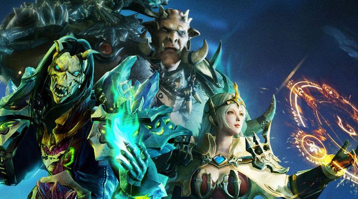 魔龙世界手游宣传与战斗预览视频