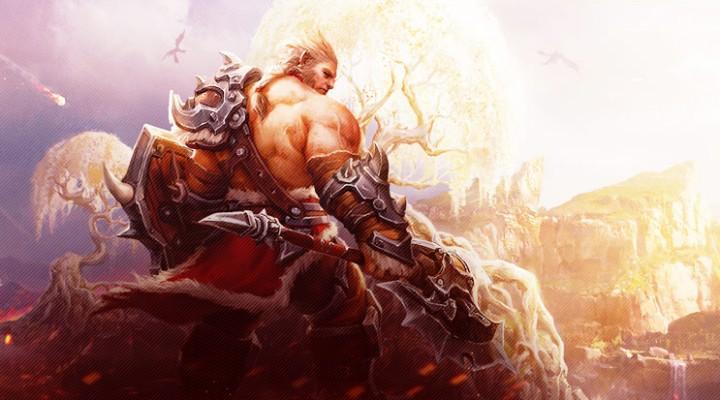 坚毅之师 《光明大陆》蛮族战士职业视频来袭
