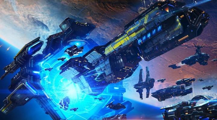 舰无虚发暗星游戏预览视频