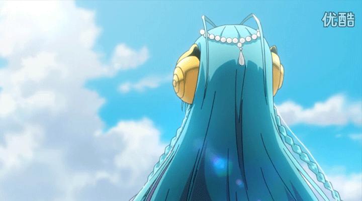 《王女异闻录》美人鱼的歌声你能抵抗的住嘛