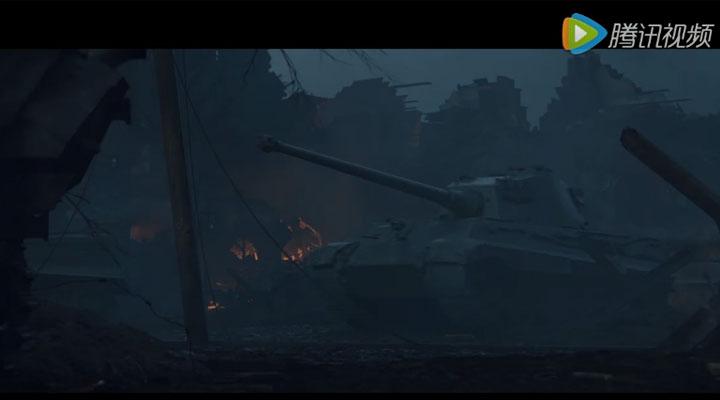 《坦克世界闪击战》CG视频曝光