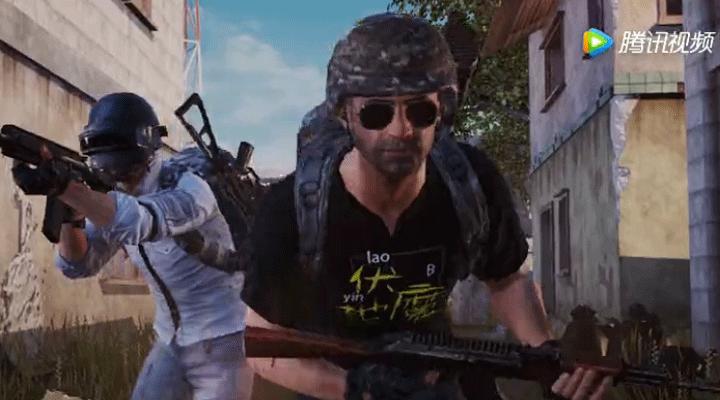 《绝地求生 全军出击》游戏实录画面首曝