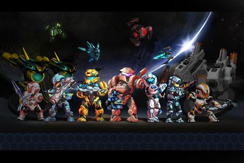 星际战争2:反击_截图