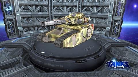 坦克风暴OL_截图
