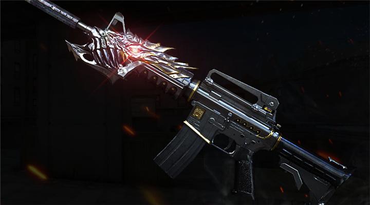 世界级顶级武器收藏家制作的英雄级M4A1 正式来袭